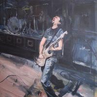 A gitáros