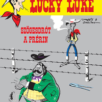 Lucky Luke 22: Szögesdrót a prérin - Ekultura.hu