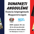 2019. 01. 26. - Dunaparti Angoulême a Francia Intézetben