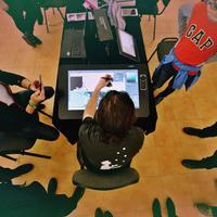 Digitális táblák és kreatív szoftverek a Hungarocomixon