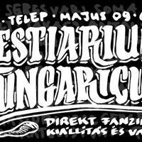 Bestiarium Hungaricum kiállítás, május 9.