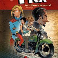 YKX Yorn Kayrah Xemovrah kalandjai 1: A csapda - kritika