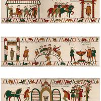 Stílusgyakorlatok 41: A Bayeux-i faliszőnyeg újonnan felfedezett részlete
