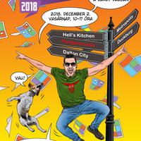 2018. 12. 02. - Hungarocomix 2018