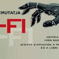 Sci-Fi nap képregényes előadással, november 15.