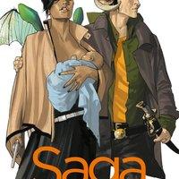 Saga: A végtelen űrben is kell pelenkát cserélni