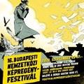 16. Budapesti Nemzetközi Képregényfesztivál - új időpont: 2020. szeptember 25-27.