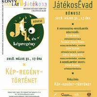 2018. 05. 31. - Kerekasztal a képregényről az OSzK-ban