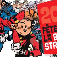 Brüsszeli képregényünnep és Saint-Michel díj