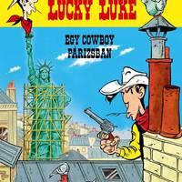 Lucky Luke: Egy cowboy Párizsban - kritika