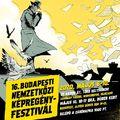 16. Budapesti Nemzetközi Képregényfesztivál - elhalasztva!
