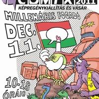 Hungarocomix 2011 - az összes újdonság