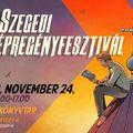 2018. 11. 24. - 10. Szegedi Képregényfesztivál