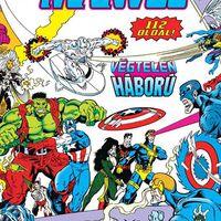 Marvel + különszám 2015/2: Végtelen háború - Ekultura.hu