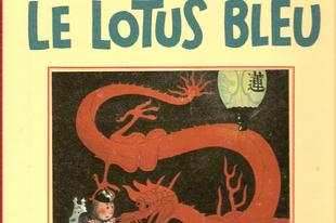Tintin - A kék lótusz -1935