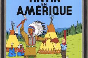 Tintin Amerikában - 1932