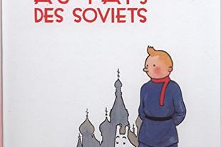 Tintin Szovjetunióban - 1930