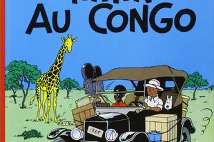 Tintin kongóban - 1931