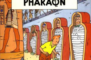 Tintin és a fáraó szivarjai - 1934