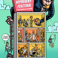 10th Budapest International Comics Festival