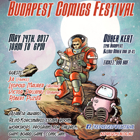 13th Budapest International Comics Festival - May 14th, 2017