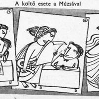 Várnai György: A költő esete a Múzsával