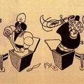 Dubout: Tanulságos történet (Pesti Hírlap, 1935)