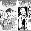 Gagarin képregényen