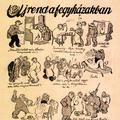 Fodor László: Új rend a fegyházakban (1919)