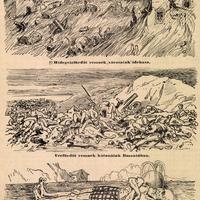 Magyarország fürdőidénye (Bolond Istók, 1878)