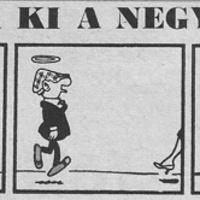 Andy Capp először magyar újságban