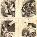 Jankó János: A tél ármányai a tavasz ellen (1860)