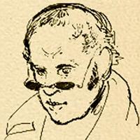 Feiks Jenő: Trockij (1918)