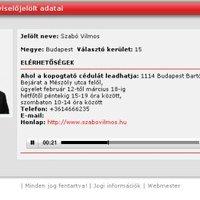 Ellopták az MSZP-s Szabó Vilmos nevét a kiberkalózok? (Alul updatelve bréking információkkal!)