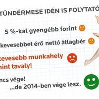 Bajnai tündér-Matolcsyval büntet a rossz statisztikákért