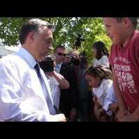 Trafikos buktával szembesült Orbán Viktor