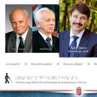 Braille-írás Áder elnöki honlapján!