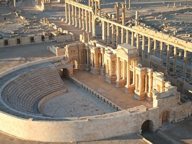 Palmüra amazonja