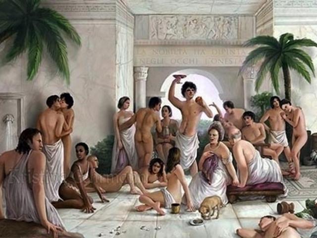 Szex és erotika Augustus császár korában