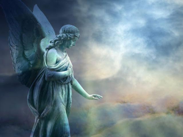 Égi segítőink, az angyalok