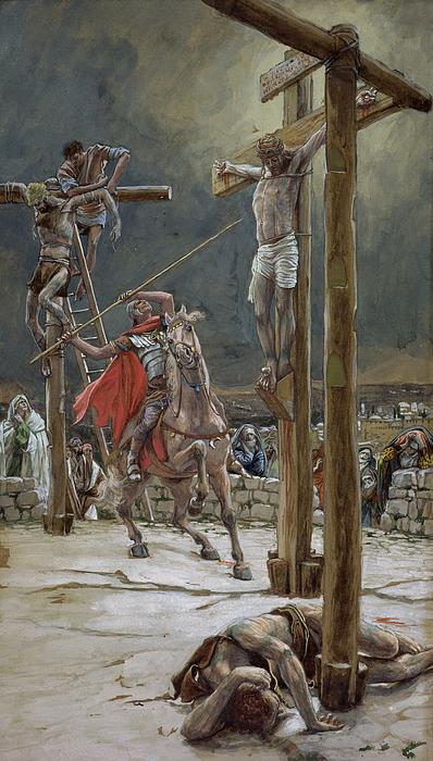 Jézus visszanyerte látását