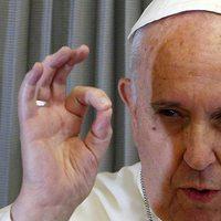 5 dolog amiben nem értek egyet Ferenc pápával