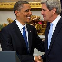 John Kerry: Kitaposott utakon