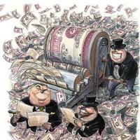 A pénzteremtés mikéntje (röviden)