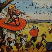 A tücsök és a hangya család meséje