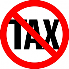 Image result for no tax