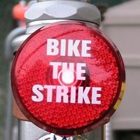 Bike the Strike, Budapest