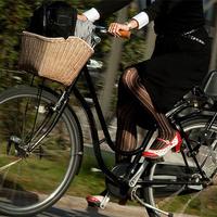 Dániában még puklikat is kapnak a biciklisek