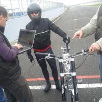 Magyar világcsúcs készül magyar biciklivel