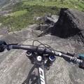 Őrült lejtmenet az Alpokban